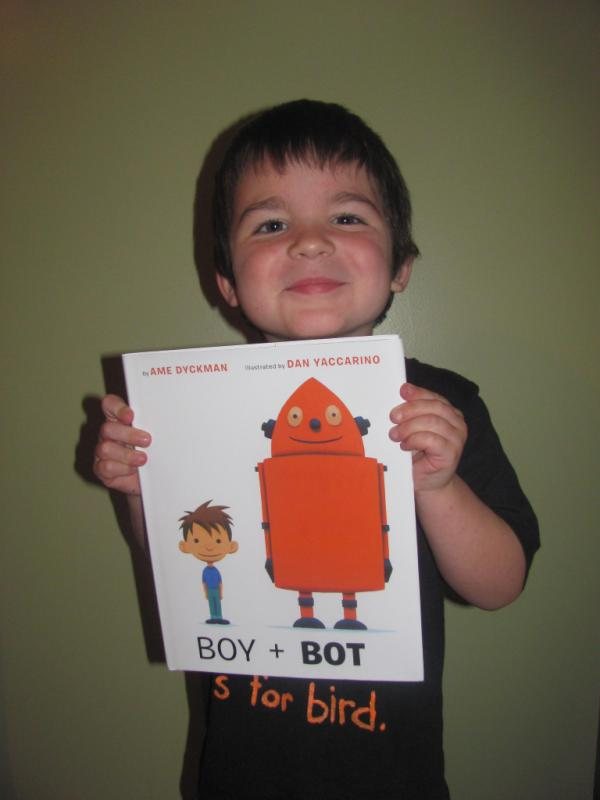 boy bot by ame dyckman pdf