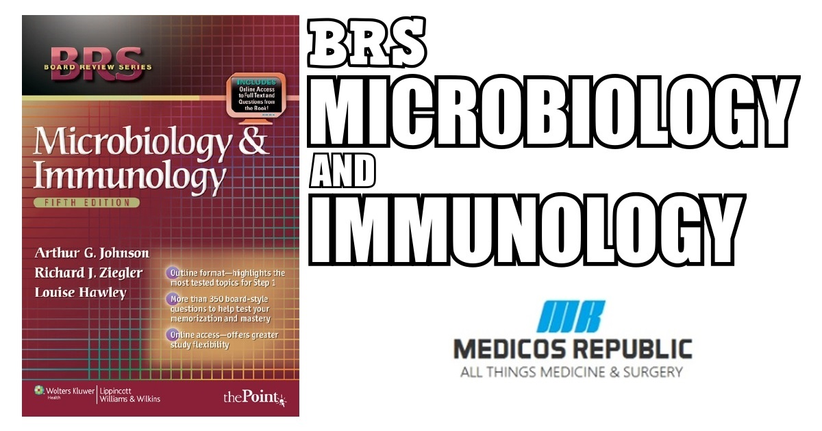 brs microbiology and immunology 5th edition pdf free download