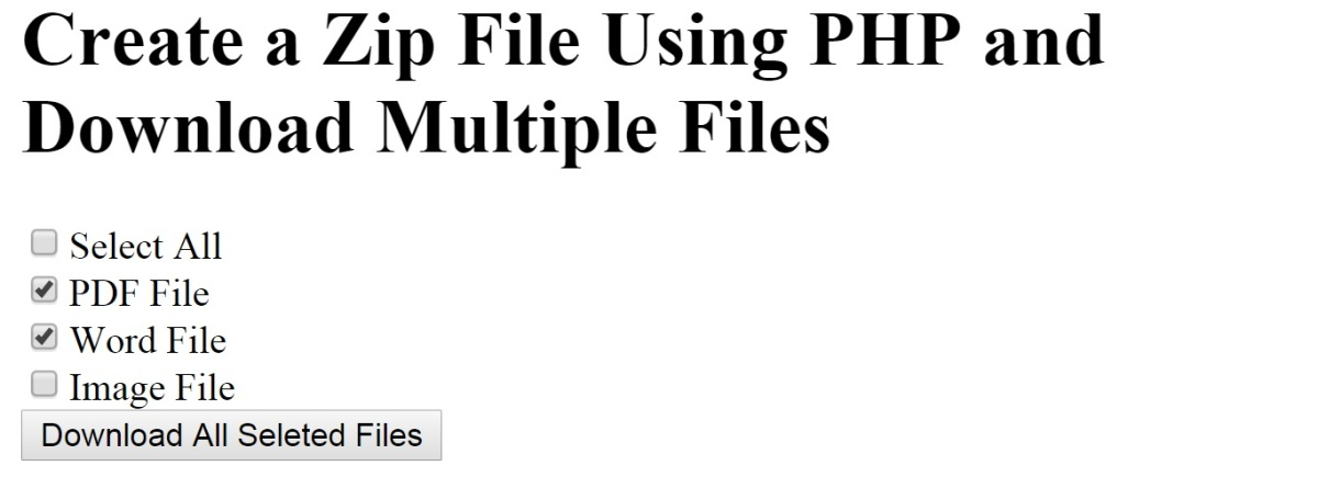 php create pdf from html file