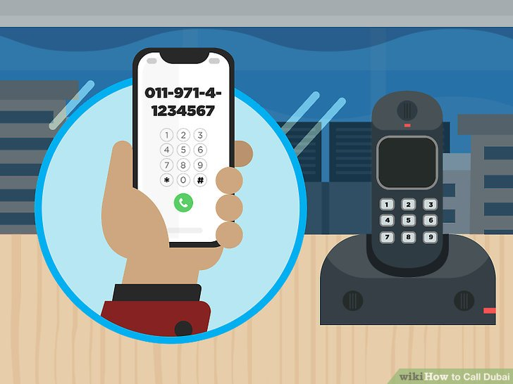 application for calls in dubai