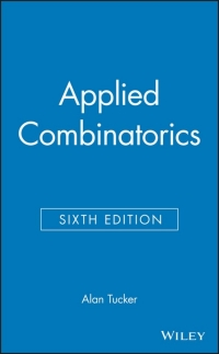 applied combinatorics alan tucker pdf