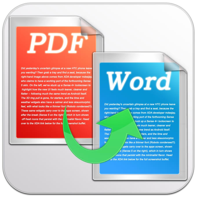 convert pdf to readable text online