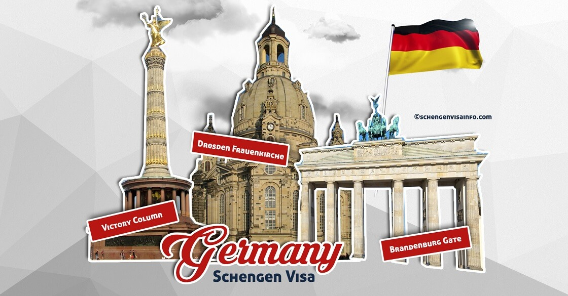 visa application form to germany from lebanon