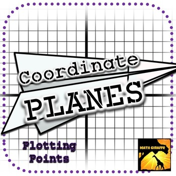 plotting in a coordinate plane worksheet with answer pdf